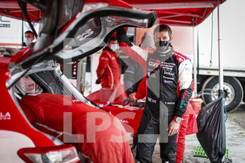 22/01/2021 - MARTIN Scott (GBR), TOYOTA Yaris WRC, portrait during the 2021 WRC World Rally Car Championship, Monte Carlo rally on January 20 to 24, 2021 at Monaco - Photo Francois Flamand / DPPI - 2021 WRC WORLD RALLY CAR CHAMPIONSHIP, MONTE CARLO - FRIDAY - RALLY - MOTORI