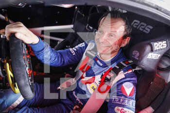 22/01/2021 - GUIGOU Emmanuel (FRA), ALPINE A110, portrait during the 2021 WRC World Rally Car Championship, Monte Carlo rally on January 20 to 24, 2021 at Monaco - Photo Francois Flamand / DPPI - 2021 WRC WORLD RALLY CAR CHAMPIONSHIP, MONTE CARLO - FRIDAY - RALLY - MOTORI