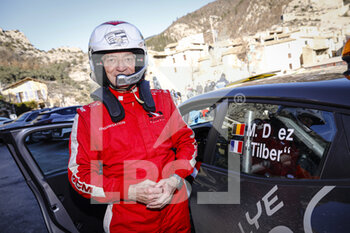 24/01/2021 - Christian Tilber portrait during the 2021 WRC World Rally Car Championship, Monte Carlo rally on January 20 to 24, 2021 at Monaco - Photo Francois Flamand / DPPI - 2021 WRC WORLD RALLY CAR CHAMPIONSHIP, MONTE CARLO - SUNDAY - RALLY - MOTORI