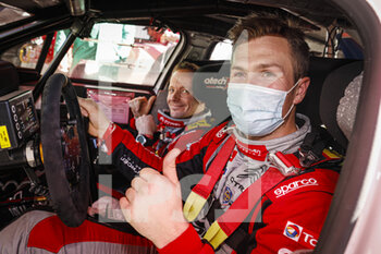 24/01/2021 - ROSSEL Yohan (FRA), CITROEN C3, portrait during the 2021 WRC World Rally Car Championship, Monte Carlo rally on January 20 to 24, 2021 at Monaco - Photo Francois Flamand / DPPI - 2021 WRC WORLD RALLY CAR CHAMPIONSHIP, MONTE CARLO - SUNDAY - RALLY - MOTORI