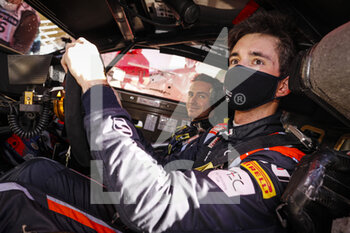 24/01/2021 - LOUBET Pierre-Louis (FRA), HYUNDAI I20, portrait during the 2021 WRC World Rally Car Championship, Monte Carlo rally on January 20 to 24, 2021 at Monaco - Photo Francois Flamand / DPPI - 2021 WRC WORLD RALLY CAR CHAMPIONSHIP, MONTE CARLO - SUNDAY - RALLY - MOTORI