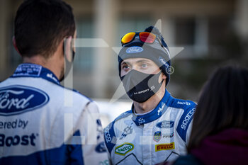 24/01/2021 - FOURMAUX Adrien (FRA), FORD Fiesta Mk II, portrait during the 2021 WRC World Rally Car Championship, Monte Carlo rally on January 20 to 24, 2021 at Monaco - Photo Grégory Lenormand / DPPI - 2021 WRC WORLD RALLY CAR CHAMPIONSHIP, MONTE CARLO - SUNDAY - RALLY - MOTORI