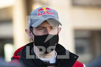 24/01/2021 - EVANS Elfyn (GBR), TOYOTA Yaris WRC, portrait during the 2021 WRC World Rally Car Championship, Monte Carlo rally on January 20 to 24, 2021 at Monaco - Photo Grégory Lenormand / DPPI - 2021 WRC WORLD RALLY CAR CHAMPIONSHIP, MONTE CARLO - SUNDAY - RALLY - MOTORI