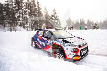 2021 Arctic Rally Finland, 2nd round of the WRC, FIA World Rally Car Championship - RALLY - MOTORI