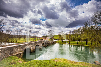 20/04/2021 - Landscape pont, bridge recce during the 2021 Croatia Rally, 3rd round of the 2021 FIA WRC, FIA World Rally Car Championship, from April 22 to 25, 2021 in Zagreb, Croatia - Photo Bastien Roux / DPPI - 2021 CROATIA RALLY, 3RD ROUND OF THE 2021 FIA WRC, WORLD RALLY CAR CHAMPIONSHIP - RALLY - MOTORI
