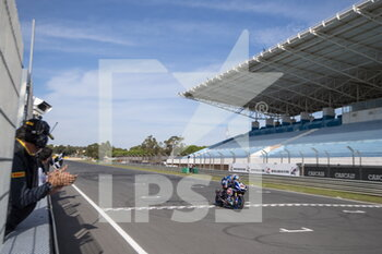 18/10/2020 - N°54 Toprak Razgatlioglu TUR Yamaha YZF R1 Pata Yamaha WorldSBK Team