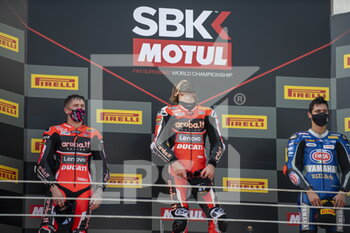18/10/2020 - Podium 