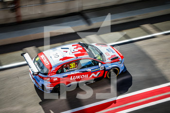 11/09/2020 - 30 Tarquini Gabriele (ita), BRC Hyundai N LUKOIL Squadra Corse, Hyundai i30 N TCR, action during the 2020 FIA WTCR Race of Belgium, 1st round of the 2020 FIA World Touring Car Cup, on the Circuit Zolder, from September 11 to 13, 2020 in Zolder, Belgium - Photo Fr - FIA WORLD TOURING CAR CUP 2020 - BELGIO - TURISMO E GRAN TURISMO - MOTORI