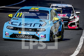 11/09/2020 - 11 Bjork Thed (swe), Cyan Performance Lynk and Co, Lynk and Co 03 TCR, action during the 2020 FIA WTCR Race of Belgium, 1st round of the 2020 FIA World Touring Car Cup, on the Circuit Zolder, from September 11 to 13, 2020 in Zolder, Belgium - Photo Paulo Maria / DPPI - FIA WORLD TOURING CAR CUP 2020 - BELGIO - TURISMO E GRAN TURISMO - MOTORI