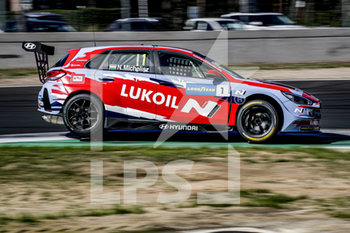 11/09/2020 - 01 Michelisz Norbert (hun), BRC Hyundai N LUKOIL Squadra Corse, Hyundai i30 N TCR, action during the 2020 FIA WTCR Race of Belgium, 1st round of the 2020 FIA World Touring Car Cup, on the Circuit Zolder, from September 11 to 13, 2020 in Zolder, Belgium - Photo Paulo Maria / DPPI - FIA WORLD TOURING CAR CUP 2020 - BELGIO - TURISMO E GRAN TURISMO - MOTORI