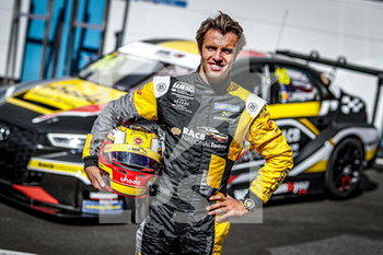 11/09/2020 - Magnus Gilles (bel), Comtoyou Racing, Audi LMS, portrait during the 2020 FIA WTCR Race of Belgium, 1st round of the 2020 FIA World Touring Car Cup, on the Circuit Zolder, from September 11 to 13, 2020 in Zolder, Belgium - Photo Paulo Maria / DPPI - FIA WORLD TOURING CAR CUP 2020 - BELGIO - TURISMO E GRAN TURISMO - MOTORI