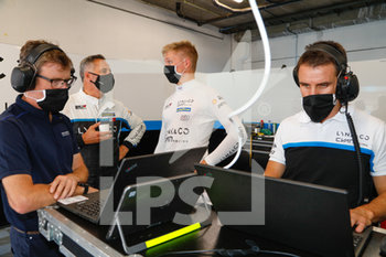 11/09/2020 - Ehrlacher Yann (fra), Cyan Performance Lynk and Co, Lynk and Co 03 TCR, portrait Muller Yvan (fra), Cyan Performance Lynk and Co, Lynk and Co 03 TCR, portrait during the 2020 FIA WTCR Race of Belgium, 1st round of the 2020 FIA World Touring Car Cup, on the Circuit Zolder, from September 11 to 13, 2020 in Zolder, Belgium - Photo Fr - FIA WORLD TOURING CAR CUP 2020 - BELGIO - TURISMO E GRAN TURISMO - MOTORI