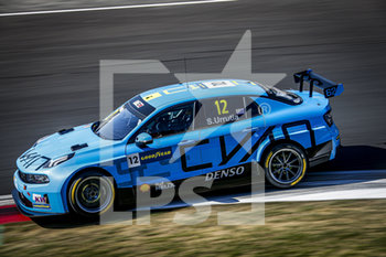 11/09/2020 - 12 Urrutia Santiago (usa), Cyan Performance Lynk and Co, Lynk and Co 03 TCR, action during the 2020 FIA WTCR Race of Belgium, 1st round of the 2020 FIA World Touring Car Cup, on the Circuit Zolder, from September 11 to 13, 2020 in Zolder, Belgium - Photo Paulo Maria / DPPI - FIA WORLD TOURING CAR CUP 2020 - BELGIO - TURISMO E GRAN TURISMO - MOTORI
