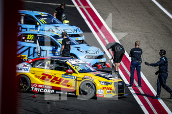 11/09/2020 - 31 Coronel Tom (ned), Comtoyou DHL Team Audi Sport, Audi LMS, action during the 2020 FIA WTCR Race of Belgium, 1st round of the 2020 FIA World Touring Car Cup, on the Circuit Zolder, from September 11 to 13, 2020 in Zolder, Belgium - Photo Paulo Maria / DPPI - FIA WORLD TOURING CAR CUP 2020 - BELGIO - TURISMO E GRAN TURISMO - MOTORI