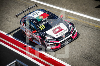 11/09/2020 - 18 Monteiro Tiago (prt), ALL-INKL.DE Munnich Motorsport, Honda Civic TCR, action during the 2020 FIA WTCR Race of Belgium, 1st round of the 2020 FIA World Touring Car Cup, on the Circuit Zolder, from September 11 to 13, 2020 in Zolder, Belgium - Photo Paulo Maria / DPPI - FIA WORLD TOURING CAR CUP 2020 - BELGIO - TURISMO E GRAN TURISMO - MOTORI
