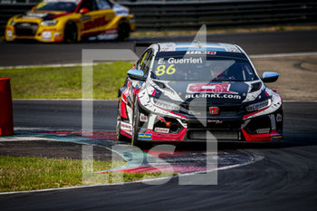 11/09/2020 - 86 Guerrieri Esteban (arg), ALL-INKL.DE Munnich Motorsport, Honda Civic TCR, action during the 2020 FIA WTCR Race of Belgium, 1st round of the 2020 FIA World Touring Car Cup, on the Circuit Zolder, from September 11 to 13, 2020 in Zolder, Belgium - Photo Paulo Maria / DPPI - FIA WORLD TOURING CAR CUP 2020 - BELGIO - TURISMO E GRAN TURISMO - MOTORI