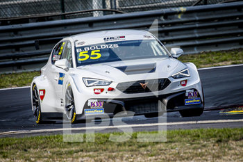 11/09/2020 - 55 Boldizs Bence (hun), Zengo Motorsport, Cupra Leon Competicion TCR, action during the 2020 FIA WTCR Race of Belgium, 1st round of the 2020 FIA World Touring Car Cup, on the Circuit Zolder, from September 11 to 13, 2020 in Zolder, Belgium - Photo Paulo Maria / DPPI - FIA WORLD TOURING CAR CUP 2020 - BELGIO - TURISMO E GRAN TURISMO - MOTORI