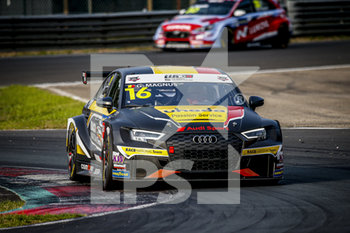11/09/2020 - 16 Magnus Gilles (bel), Comtoyou Racing, Audi LMS, action during the 2020 FIA WTCR Race of Belgium, 1st round of the 2020 FIA World Touring Car Cup, on the Circuit Zolder, from September 11 to 13, 2020 in Zolder, Belgium - Photo Paulo Maria / DPPI - FIA WORLD TOURING CAR CUP 2020 - BELGIO - TURISMO E GRAN TURISMO - MOTORI