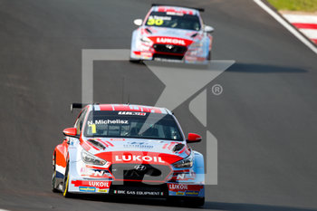 11/09/2020 - 01 Michelisz Norbert (hun), BRC Hyundai N LUKOIL Squadra Corse, Hyundai i30 N TCR, action during the 2020 FIA WTCR Race of Belgium, 1st round of the 2020 FIA World Touring Car Cup, on the Circuit Zolder, from September 11 to 13, 2020 in Zolder, Belgium - Photo Fr - FIA WORLD TOURING CAR CUP 2020 - BELGIO - TURISMO E GRAN TURISMO - MOTORI
