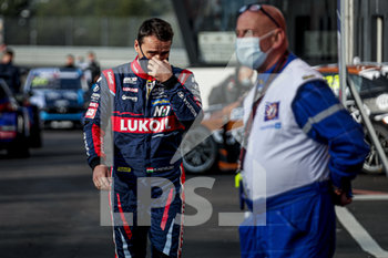 11/09/2020 - Michelisz Norbert (hun), BRC Hyundai N LUKOIL Squadra Corse, Hyundai i30 N TCR, portrait during the 2020 FIA WTCR Race of Belgium, 1st round of the 2020 FIA World Touring Car Cup, on the Circuit Zolder, from September 11 to 13, 2020 in Zolder, Belgium - Photo Paulo Maria / DPPI - FIA WORLD TOURING CAR CUP 2020 - BELGIO - TURISMO E GRAN TURISMO - MOTORI