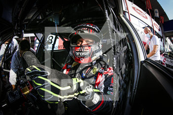 11/09/2020 - Monteiro Tiago (prt), ALL-INKL.DE Munnich Motorsport, Honda Civic TCR, portrait during the 2020 FIA WTCR Race of Belgium, 1st round of the 2020 FIA World Touring Car Cup, on the Circuit Zolder, from September 11 to 13, 2020 in Zolder, Belgium - Photo Paulo Maria / DPPI - FIA WORLD TOURING CAR CUP 2020 - BELGIO - TURISMO E GRAN TURISMO - MOTORI