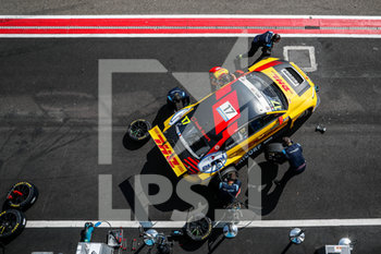 11/09/2020 - 17 Berthon Nathanael (fra), Comtoyou DHL Team Audi Sport, Audi LMS, action during the 2020 FIA WTCR Race of Belgium, 1st round of the 2020 FIA World Touring Car Cup, on the Circuit Zolder, from September 11 to 13, 2020 in Zolder, Belgium - Photo Fr - FIA WORLD TOURING CAR CUP 2020 - BELGIO - TURISMO E GRAN TURISMO - MOTORI