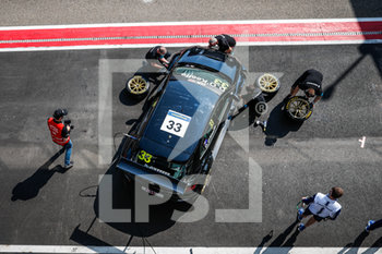 11/09/2020 - 33 O'Keeffe Daryl (aus), Vukovic Motorsport, Renault Megane RS, action pitlane, during the 2020 FIA WTCR Race of Belgium, 1st round of the 2020 FIA World Touring Car Cup, on the Circuit Zolder, from September 11 to 13, 2020 in Zolder, Belgium - Photo Fr - FIA WORLD TOURING CAR CUP 2020 - BELGIO - TURISMO E GRAN TURISMO - MOTORI
