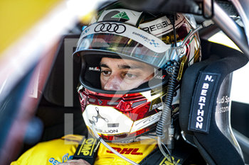 11/09/2020 - Berthon Nathanael (fra), Comtoyou DHL Team Audi Sport, Audi LMS, portrait during the 2020 FIA WTCR Race of Belgium, 1st round of the 2020 FIA World Touring Car Cup, on the Circuit Zolder, from September 11 to 13, 2020 in Zolder, Belgium - Photo Paulo Maria / DPPI - FIA WORLD TOURING CAR CUP 2020 - BELGIO - TURISMO E GRAN TURISMO - MOTORI