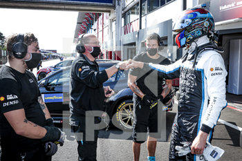 11/09/2020 - Ehrlacher Yann (fra), Cyan Performance Lynk and Co, Lynk and Co 03 TCR, portrait during the 2020 FIA WTCR Race of Belgium, 1st round of the 2020 FIA World Touring Car Cup, on the Circuit Zolder, from September 11 to 13, 2020 in Zolder, Belgium - Photo Paulo Maria / DPPI - FIA WORLD TOURING CAR CUP 2020 - BELGIO - TURISMO E GRAN TURISMO - MOTORI