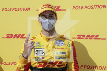 11/09/2020 - Pole Position Berthon Nathanael (fra), Comtoyou DHL Team Audi Sport, Audi LMS, portrait during the 2020 FIA WTCR Race of Belgium, 1st round of the 2020 FIA World Touring Car Cup, on the Circuit Zolder, from September 11 to 13, 2020 in Zolder, Belgium - Photo Paulo Maria / DPPI - FIA WORLD TOURING CAR CUP 2020 - BELGIO - TURISMO E GRAN TURISMO - MOTORI