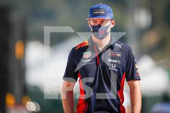 11/09/2020 - VERSTAPPEN Max (ned), Aston Martin Red Bull Racing Honda RB16, portrait during the Formula 1 Pirelli Gran Premio Della Toscana Ferrari 1000, 2020 Tuscan Grand Prix, from September 11 to 13, 2020 on the Autodromo Internazionale del Mugello, in Scarperia e San Piero, near Florence, Italy - Photo Antonin Vincent / DPPI - FIA WORLD TOURING CAR CUP 2020 - BELGIO - TURISMO E GRAN TURISMO - MOTORI