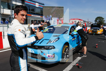 11/09/2020 - Urrutia Santiago (usa), Cyan Performance Lynk and Co, Lynk and Co 03 TCR, portrait, starting grid, grille de depart, during the 2020 FIA WTCR Race of Belgium, 1st round of the 2020 FIA World Touring Car Cup, on the Circuit Zolder, from September 11 to 13, 2020 in Zolder, Belgium - Photo Fr - FIA WORLD TOURING CAR CUP 2020 - BELGIO - TURISMO E GRAN TURISMO - MOTORI