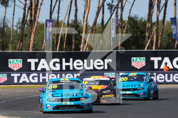 11/09/2020 - 68 Ehrlacher Yann (fra), Cyan Performance Lynk and Co, Lynk and Co 03 TCR, action during the 2020 FIA WTCR Race of Belgium, 1st round of the 2020 FIA World Touring Car Cup, on the Circuit Zolder, from September 11 to 13, 2020 in Zolder, Belgium - Photo Fr - FIA WORLD TOURING CAR CUP 2020 - BELGIO - TURISMO E GRAN TURISMO - MOTORI