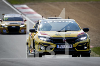 11/09/2020 - safety car, Race 2 during the 2020 FIA WTCR Race of Belgium, 1st round of the 2020 FIA World Touring Car Cup, on the Circuit Zolder, from September 11 to 13, 2020 in Zolder, Belgium - Photo Paulo Maria / DPPI - FIA WORLD TOURING CAR CUP 2020 - BELGIO - TURISMO E GRAN TURISMO - MOTORI