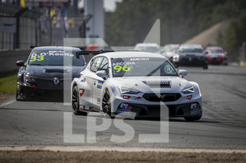 11/09/2020 - 96 Azcona Mikel (esp), Zengo Motorsport, Cupra Leon Competicion TCR, action Race 2 during the 2020 FIA WTCR Race of Belgium, 1st round of the 2020 FIA World Touring Car Cup, on the Circuit Zolder, from September 11 to 13, 2020 in Zolder, Belgium - Photo Paulo Maria / DPPI - FIA WORLD TOURING CAR CUP 2020 - BELGIO - TURISMO E GRAN TURISMO - MOTORI