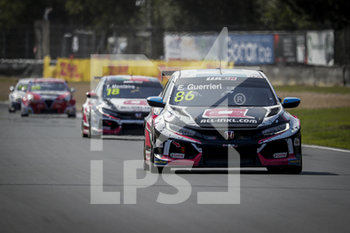 11/09/2020 - 86 Guerrieri Esteban (arg), ALL-INKL.DE Munnich Motorsport, Honda Civic TCR, action Race 2 during the 2020 FIA WTCR Race of Belgium, 1st round of the 2020 FIA World Touring Car Cup, on the Circuit Zolder, from September 11 to 13, 2020 in Zolder, Belgium - Photo Paulo Maria / DPPI - FIA WORLD TOURING CAR CUP 2020 - BELGIO - TURISMO E GRAN TURISMO - MOTORI