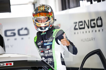 10/10/2020 - Azcona Mikel (esp), Zengo Motorsport, Cupra Leon Competicion TCR, portrait during the 2020 FIA WTCR Race of Slovakia, 3rd round of the 2020 FIA World Touring Car Cup, on the Automotodrom Slovakia Ring, from October 9 to 11, 2020 in Orechova Poton, Slovakia - Photo Florent Gooden / DPPI - 2020 FIA WTCR RACE OF SLOVAKIA, 3RD ROUND OF THE WORLD TOURING CAR CUP - TURISMO E GRAN TURISMO - MOTORI
