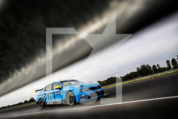 10/10/2020 - during the 2020 FIA WTCR Race of Slovakia, 3rd round of the 2020 FIA World Touring Car Cup, on the Automotodrom Slovakia Ring, from October 9 to 11, 2020 in Orechova Poton, Slovakia - Photo Florent Gooden / DPPI - 2020 FIA WTCR RACE OF SLOVAKIA, 3RD ROUND OF THE WORLD TOURING CAR CUP - TURISMO E GRAN TURISMO - MOTORI