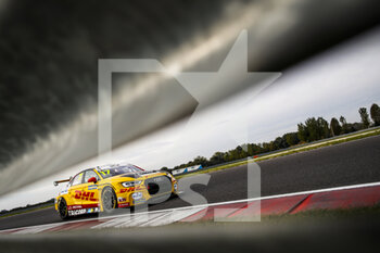10/10/2020 - 17 Berthon Nathanael (fra), Comtoyou DHL Team Audi Sport, Audi LMS, action during the 2020 FIA WTCR Race of Slovakia, 3rd round of the 2020 FIA World Touring Car Cup, on the Automotodrom Slovakia Ring, from October 9 to 11, 2020 in Orechova Poton, Slovakia - Photo Florent Gooden / DPPI - 2020 FIA WTCR RACE OF SLOVAKIA, 3RD ROUND OF THE WORLD TOURING CAR CUP - TURISMO E GRAN TURISMO - MOTORI