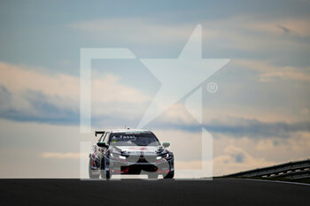 10/10/2020 - 09 Tassi Attila (hun), ALL-INKL.DE Munnich Motorsport, Honda Civic TCR, action during the 2020 FIA WTCR Race of Slovakia, 3rd round of the 2020 FIA World Touring Car Cup, on the Automotodrom Slovakia Ring, from October 9 to 11, 2020 in Orechova Poton, Slovakia - Photo Florent Gooden / DPPI - 2020 FIA WTCR RACE OF SLOVAKIA, 3RD ROUND OF THE WORLD TOURING CAR CUP - TURISMO E GRAN TURISMO - MOTORI