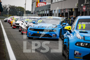 10/10/2020 - 12 Urruita Santiago (usa), Cyan Performance Lynk and Co, Lynk and Co 03 TCR, action during the 2020 FIA WTCR Race of Slovakia, 3rd round of the 2020 FIA World Touring Car Cup, on the Automotodrom Slovakia Ring, from October 9 to 11, 2020 in Orechova Poton, Slovakia - Photo Florent Gooden / DPPI - 2020 FIA WTCR RACE OF SLOVAKIA, 3RD ROUND OF THE WORLD TOURING CAR CUP - TURISMO E GRAN TURISMO - MOTORI
