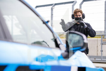 10/10/2020 - 68 Ehrlacher Yann (fra), Cyan Performance Lynk and Co, Lynk and Co 03 TCR, atmosphere during the 2020 FIA WTCR Race of Slovakia, 3rd round of the 2020 FIA World Touring Car Cup, on the Automotodrom Slovakia Ring, from October 9 to 11, 2020 in Orechova Poton, Slovakia - Photo Florent Gooden / DPPI - 2020 FIA WTCR RACE OF SLOVAKIA, 3RD ROUND OF THE WORLD TOURING CAR CUP - TURISMO E GRAN TURISMO - MOTORI