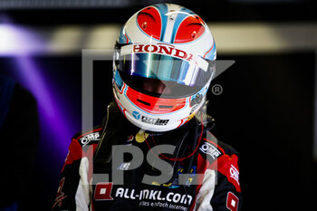 10/10/2020 - Girolami Nestor (arg), ALL-INKL.DE Munnich Motorsport, Honda Civic TCR, portrait during the 2020 FIA WTCR Race of Slovakia, 3rd round of the 2020 FIA World Touring Car Cup, on the Automotodrom Slovakia Ring, from October 9 to 11, 2020 in Orechova Poton, Slovakia - Photo Florent Gooden / DPPI - 2020 FIA WTCR RACE OF SLOVAKIA, 3RD ROUND OF THE WORLD TOURING CAR CUP - TURISMO E GRAN TURISMO - MOTORI