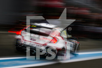 10/10/2020 - 18 Monteiro Tiago (prt), ALL-INKL.DE Munnich Motorsport, Honda Civic TCR, action during the 2020 FIA WTCR Race of Slovakia, 3rd round of the 2020 FIA World Touring Car Cup, on the Automotodrom Slovakia Ring, from October 9 to 11, 2020 in Orechova Poton, Slovakia - Photo Florent Gooden / DPPI - 2020 FIA WTCR RACE OF SLOVAKIA, 3RD ROUND OF THE WORLD TOURING CAR CUP - TURISMO E GRAN TURISMO - MOTORI