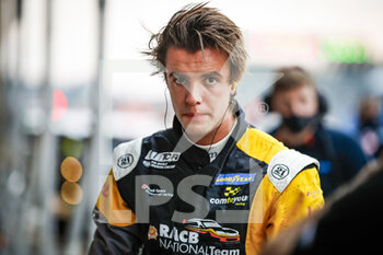 10/10/2020 - Magnus Gilles (bel), Comtoyou Racing, Audi LMS, portrait during the 2020 FIA WTCR Race of Slovakia, 3rd round of the 2020 FIA World Touring Car Cup, on the Automotodrom Slovakia Ring, from October 9 to 11, 2020 in Orechova Poton, Slovakia - Photo Florent Gooden / DPPI - 2020 FIA WTCR RACE OF SLOVAKIA, 3RD ROUND OF THE WORLD TOURING CAR CUP - TURISMO E GRAN TURISMO - MOTORI