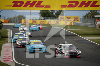 2020 FIA WTCR Race of Hungary, 4th round of the 2020 World Touring Car Cup - Sunday - TURISMO E GRAN TURISMO - MOTORI