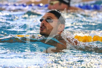 19/03/2021 - Florent Manaudou of CN Marseille during the FFN Golden Tour Camille Muffat 2021, Swimming Olympic and European selections on March 19, 2021 at Cercle des Nageurs de Marseille in Marseille, France - Photo Laurent Lairys / DPPI - FFN GOLDEN TOUR CAMILLE MUFFAT 2021, SWIMMING OLYMPIC AND EUROPEAN SELECTIONS - NUOTO - NUOTO