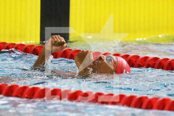 19/03/2021 - Yohann Ndoye Brouard of Dauphins d'Annecy, Final A 100 m backstroke Men during the FFN Golden Tour Camille Muffat 2021, Swimming Olympic and European selections on March 19, 2021 at Cercle des Nageurs de Marseille in Marseille, France - Photo Laurent Lairys / DPPI - FFN GOLDEN TOUR CAMILLE MUFFAT 2021, SWIMMING OLYMPIC AND EUROPEAN SELECTIONS - NUOTO - NUOTO