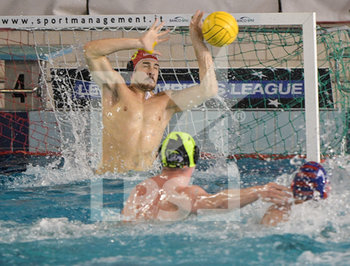 BPM SPORTMANAGEMENT VS YUG DUBROVNIK - LEN CUP - CHAMPIONS LEAGUE - PALLANUOTO