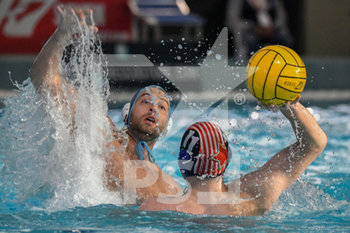PALLANUOTO - LEN CUP - CHAMPIONS LEAGUE - Busto Bpm Sport Management vs Spandau 04 Berlino